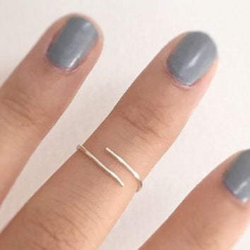 Gold Wave Ring,Beach Jewellery,brass ring,Summer Jewelry,Boho,Minimalist,Little wave,Brass Beach,Surfers Ring,Delicate Hardware,Simple Gold