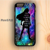 Dream colorful Pocahontas Wind Quotes In Nebula iPhone 6S Plus Case