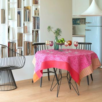 Ming Design Pink Table Linens