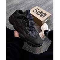 Adidas Yeezy Boost 500 Desert Rat Sneakers Sport Shoes
