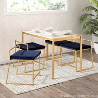 Fuji Dining Chair - Set of 2
