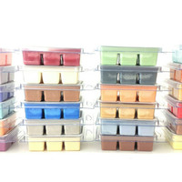 WHOLESALE LOT OF 48 high quality wax melts - soy wax melts - wholesale candles - wax melter