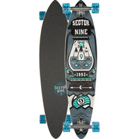 Sector 9 Prospector Skateboard Grey One Size For Men 25386911501