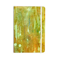 """Rosie Brown """"Rock City"""" Yellow Painting Everything Notebook"""