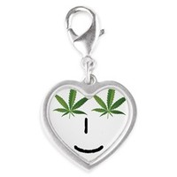 Pot Head Emote Charms> The Pot Head Emote> 420 Gear Stop