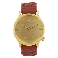 I liked this design on #Fab. Winston Watch Burgundy