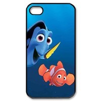 Disney Finding Nemo Hard Plastic iPhone Case for 4/4s Cartoon Case Cover for Apple iPhone 4/4s
