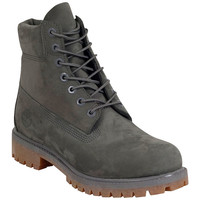 Timberland Men's 6-Inch Premium Gray Monochrome Boot