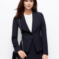 All-Season Stretch Two Button Jacket