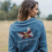 Southern Marsh Authentic Heritage Collection - Florida - Long Sleeve