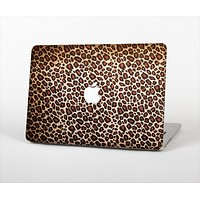 The Vibrant Cheetah Animal Print V3 Skin Set for the Apple MacBook Air 13""