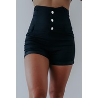 My One & Only Shorts: Black