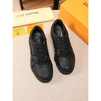 lv louis vuitton womans mens 2020 new fashion casual shoes sneaker sport running shoes 173