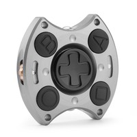 Fidget Cube 2 in 1 ADHD Spinner Fidget Toy, ADHD Focus Toy 2-6 Minutes Spins Ultra Durable Material to Relieves Stress