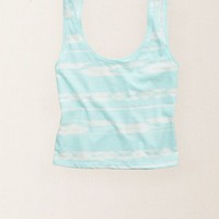 Aerie Women's Made In The Usa Cropped Tank