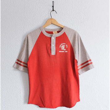 Vintage 80's Leader Of The Marching Band Baseball Tee
