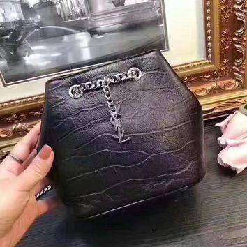 YSL SAINT LAURENT HOT STYLE LEATHER CHAIN SHOULDER BAG