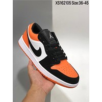 Nike Air Jordan 1 Low SJDWM2 AJ1 cheap Men's and women's nike shoes