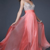 WowDresses — Gorgeous Floor Length Prom Dress