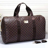 LMOFN1 Perfect LV Women Leather Luggage Travel Bags Tote Handbag