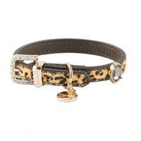 Leopard Jewel Collar