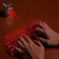 Celluon Magic Cube Laser Projection Keyboard