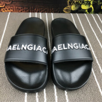 DCCK2 B003 Balenciaga Fashion Casual Slippers Black