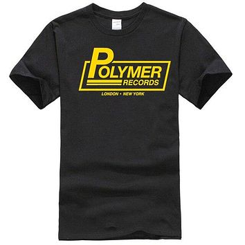 Polymer Records Inspired by Spinal Tap Printed T Shirt|T-Shirts