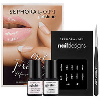 SEPHORA by OPI Gel French Manicure Kit
