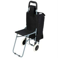 Maxam Trolley Bag With Folding Chair