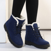 Botas femininas women boots 2015 new arrival women winter boots, warm snow boots