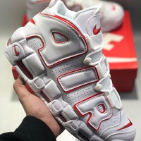 Nike Air More Uptempo'96 Basketball shoes cheap Men's and women's nike shoes