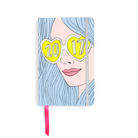 ban.do 17  month classic agenda - girl crush planner