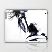 Pepper Family Laptop & iPad Skin by Deniz Erçelebi