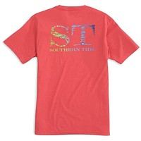 ST School of Fish Tee Shirt by Southern Tide