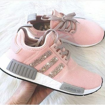 """""""Adidas"""" NMD Boost Women Fashion Leisure Running Sports Shoes"""