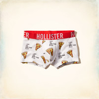 Hollister Valentine's Day Trunk Fit Briefs