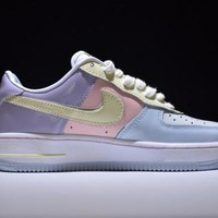 Nike Air Force Easter Egg Unisex Shoes Sneakers