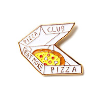 Pizza Club Pin