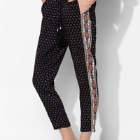 Staring At Stars Print-Mix Lounge Pant - Urban Outfitters