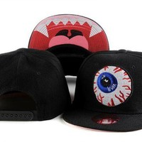ONETOW Mishka Keep Watch Snapback Cap Snapback Hat - Ready Stock