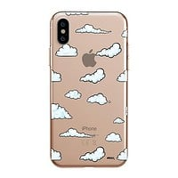 Cloud 9 - iPhone Clear Case