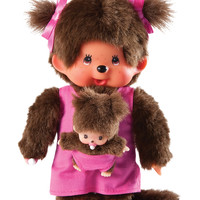 Schylling Monchhichi Mother Care with Baby