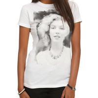 Marilyn Monroe Necklace Girls T-Shirt