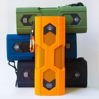 Daily Deal - Sound Monkey Audio - High Performance Waterproof Dustproof Bluetooth 10 Watt Speaker
