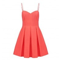 Liarna Fit And Flare Sun Dress