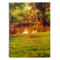 Pond Jungle Notebook