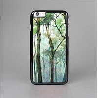 The Watercolor Glowing Sky Forrest Skin-Sert for the Apple iPhone 6 Skin-Sert Case