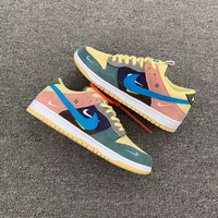 Sean Wotherspoon X Nike Sb Dunk Low Pro Og Qs Sneakers - Best Online Sale