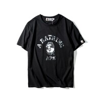 Star sky ape head cotton short sleeves [10452574855]